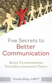 Five Secrets to Better Communication book cover